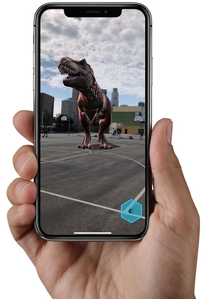 iPhone-X-Silver-in-hand-augmented-realit