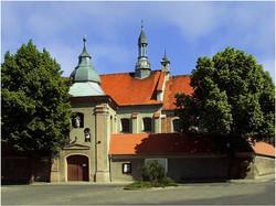 Klasztor w Koźminie WLKP