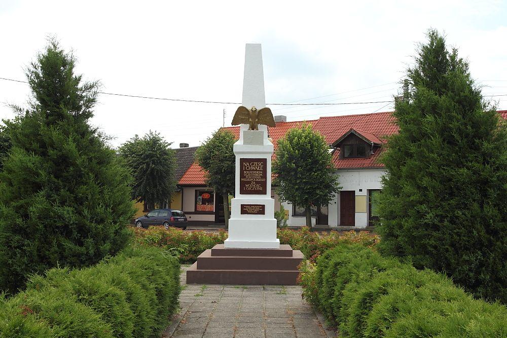 Pomnik Poległych w Pogorzeli