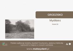 Grodzisko w Myśliborzu