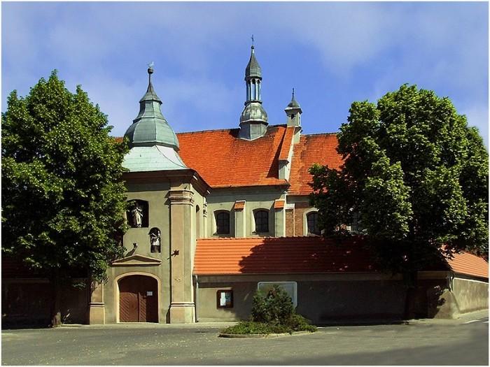 Klasztor w Koźminie Wielkopolskim