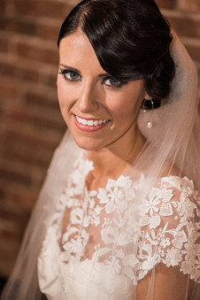 Makeup by Jacquelyn Cuturic Artistry Photo Courtesy of Happy Out Photography