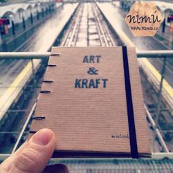 Cuaderno Art & Kraft