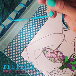 Cuaderno ilustrado