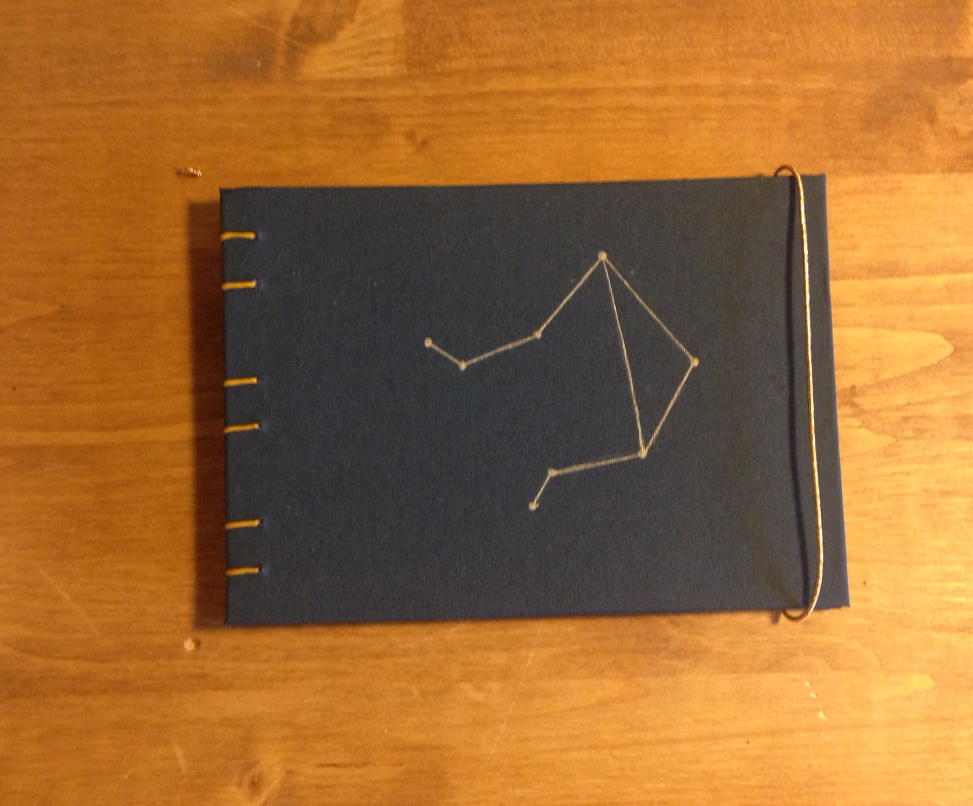 Cuaderno Constelación