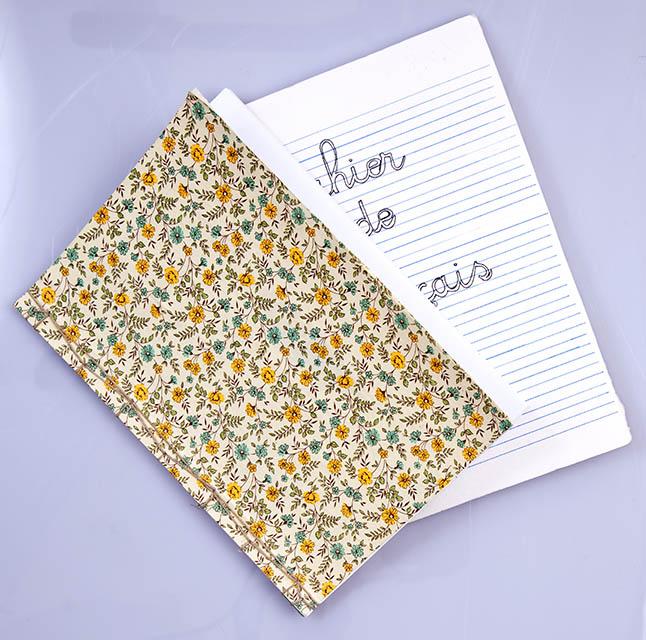 cuaderno japonesa