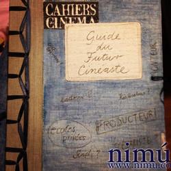 Cuaderno cosido japones