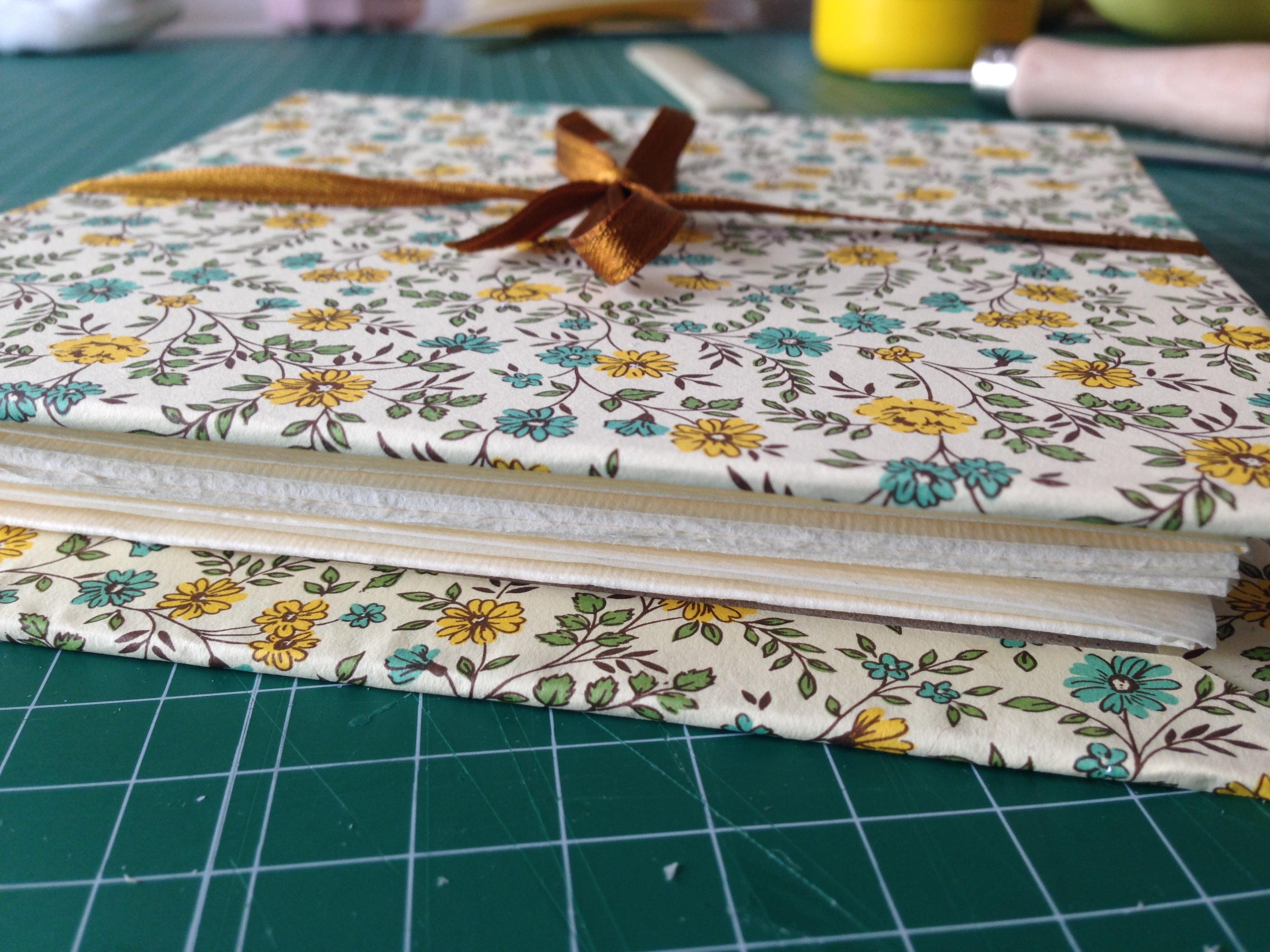 Cuaderno origami
