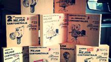 Diseño de trofeos para el 23 Festival de Cine de Madrid - PNR