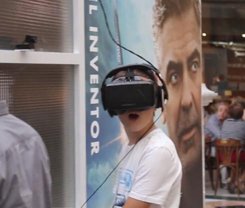 TOMORROWLAND DISNEY VR