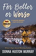 Cover for cozy mystery For_Better_or_Worse