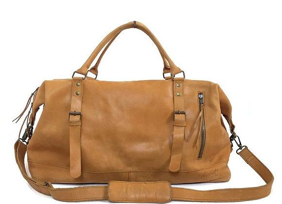 Eskadare Leather Travel Bag