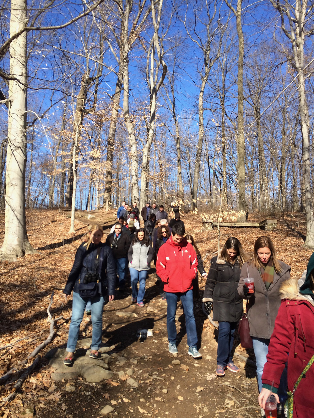 2017-02-17 - Staff on the Nature Trail