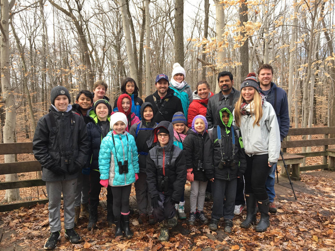 Event Report - 5th Annual Christmas Bird Count