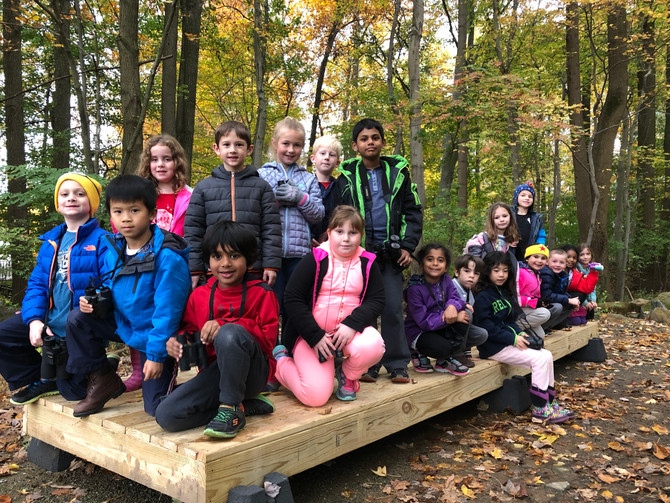 Event Report - Nature Exploration, Grades 1 & 2