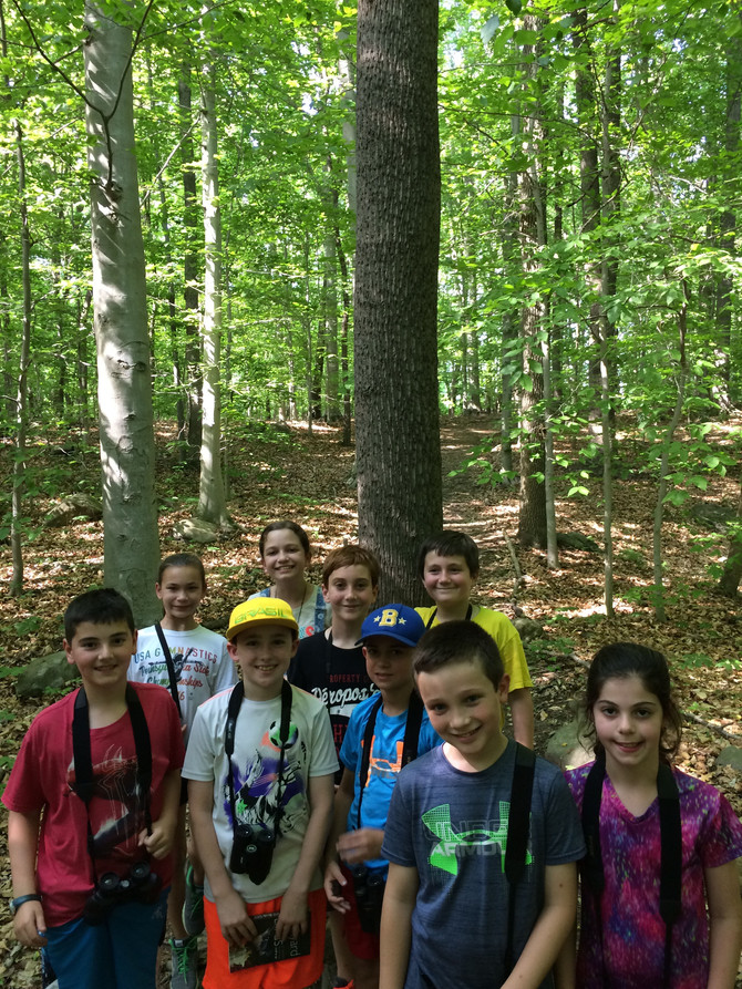 Event Report - Spring Migration Bird Walk, Grades 3-5