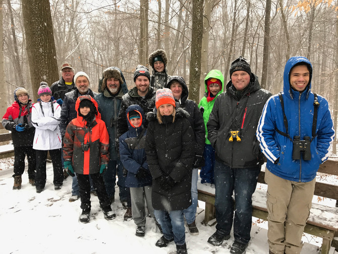 Event Report - 4th Annual Christmas Bird Count