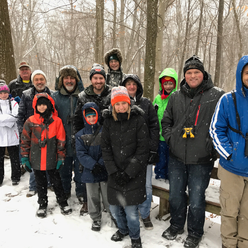 4th Annual Christmas Bird Count