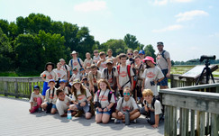 Trailblazers Adventure Summer Camp, August 2018