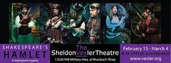 Hamlet at The Sheldon Vexler Theater