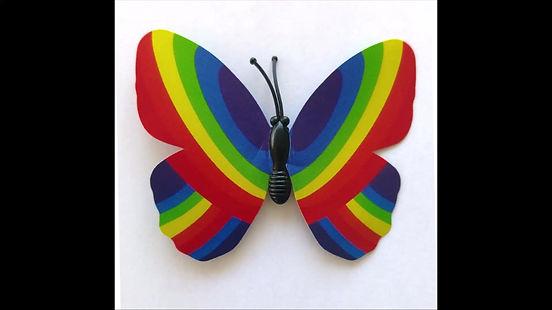Butterfly Trance Video by Artist Bali Love Jenkins