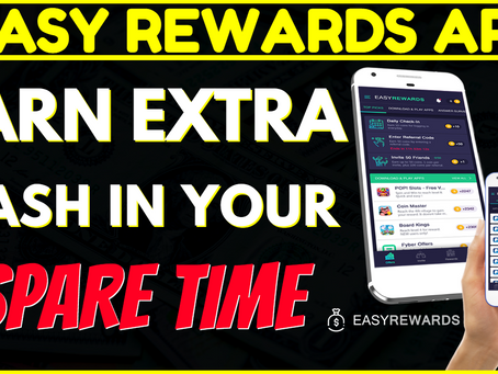 📱 EASY REWARDS APP REVIEW | Earn Money By Completing Simple Tasks