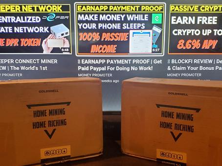 🔥 More Box Miner's Have Arrived.. Hello Passive Income