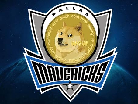Mark Cuban's Dallas Mavericks offer cashback rewards on Dogecoin purchases