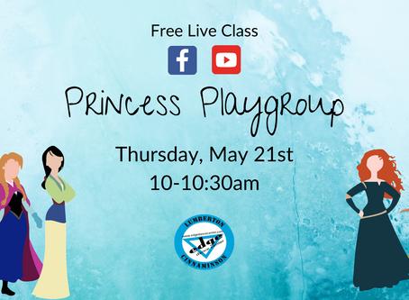 Princess Playgroup: Jasmine