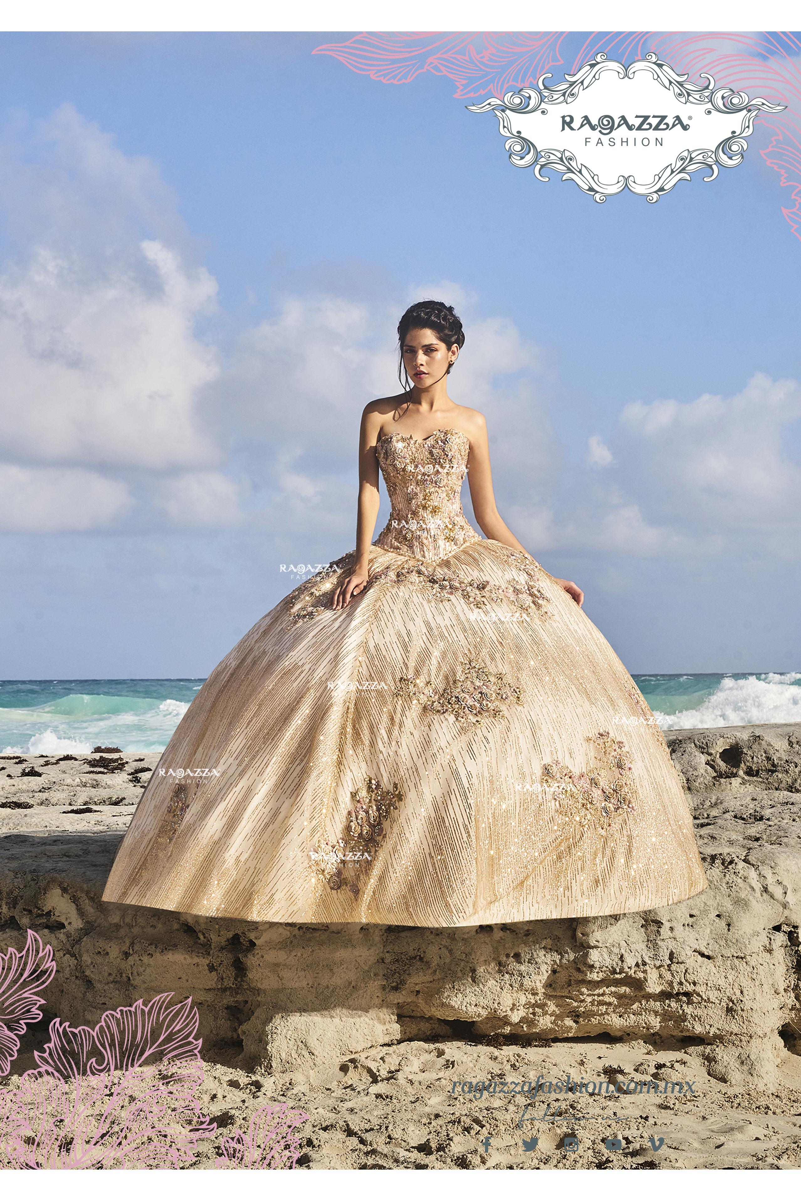 8ae4d4d0d Bridal   Quince Dresses