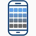 Mobile icon, app icon, app icons