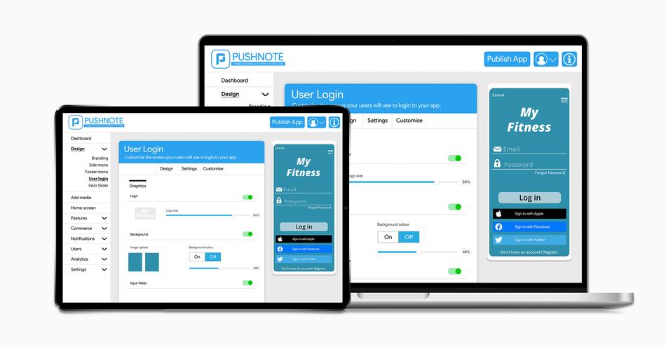 mobile app builder, mobile app development, app builder, create a mobile app.