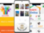 Mobile app builder, mobile app development, nursery mobile app, university mobile app, education mobile app, training mobile app