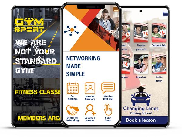 mobile app, mobile apps, fitness app, fitness mobile app, gym mobile app, networking mobile app, networking app, driving school app, driving school mobile app