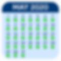 Increase bookings, calendar icon