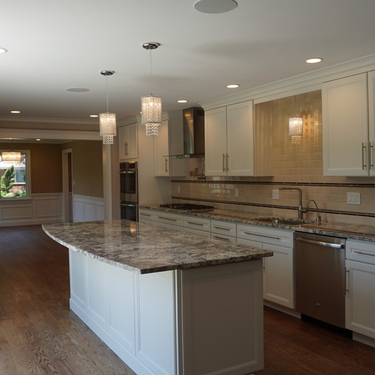 Kitchen from mudroom