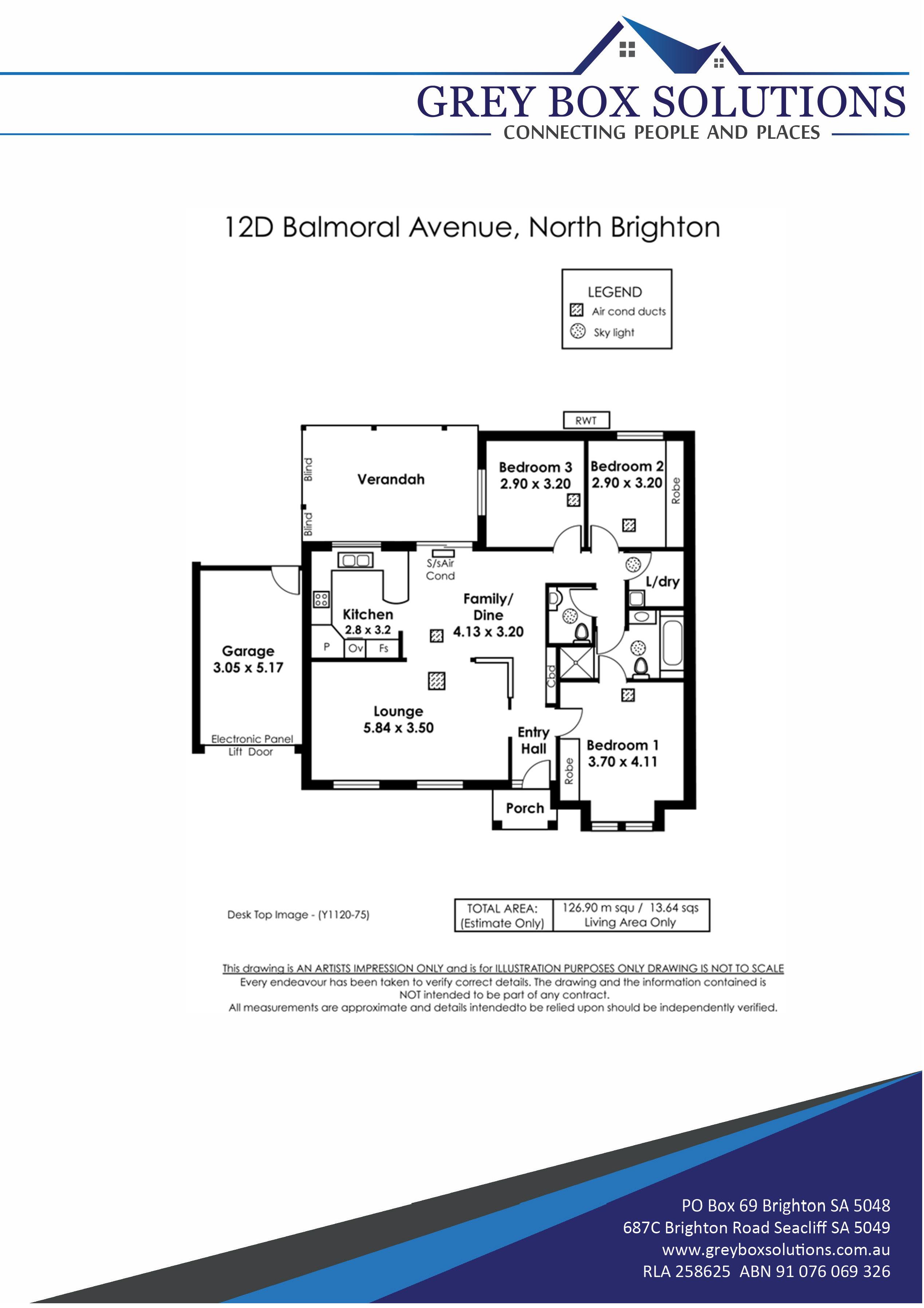 12DB - Floor Plan