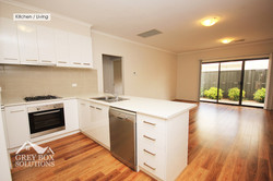 3. Kitchen Living