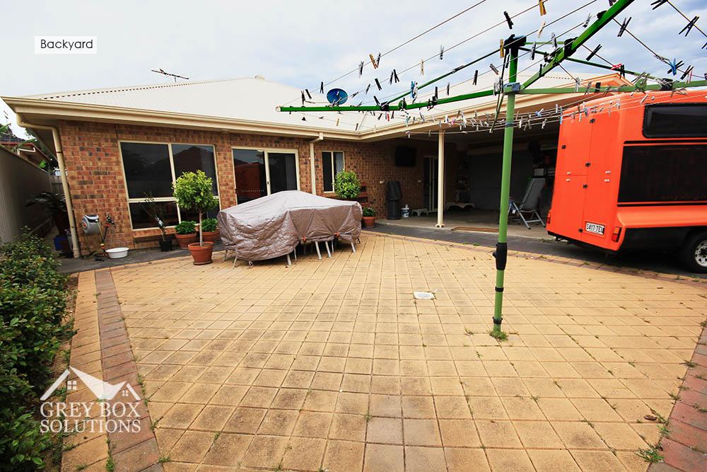 16. Backyard