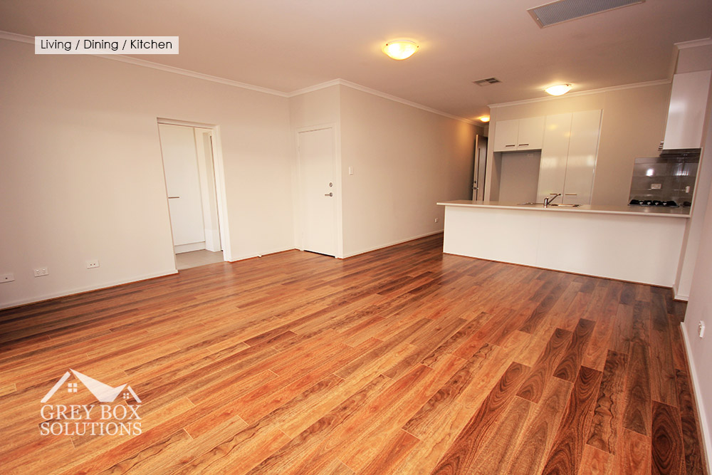 4. Living Dining Kitchen