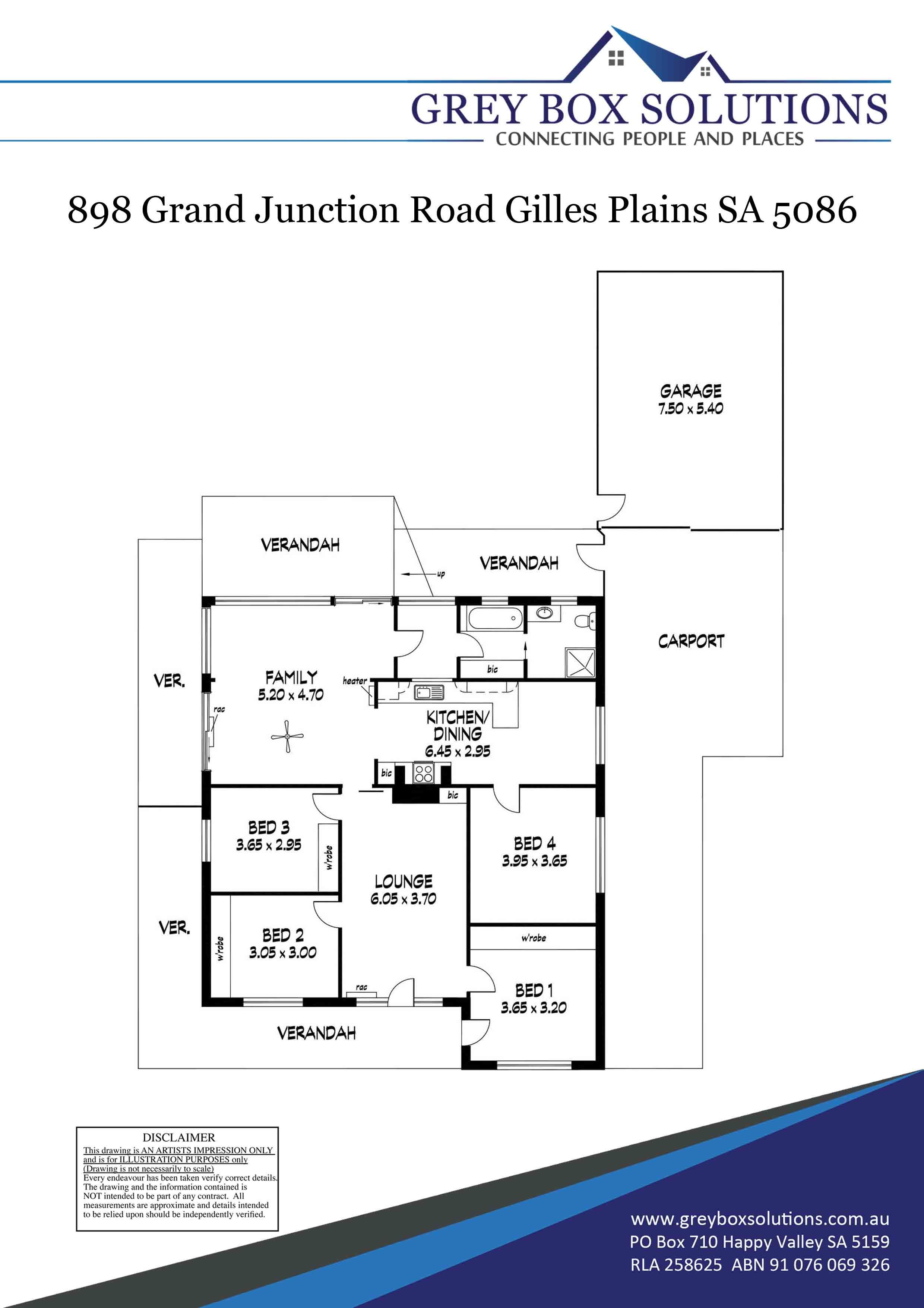 14 Floor Plan
