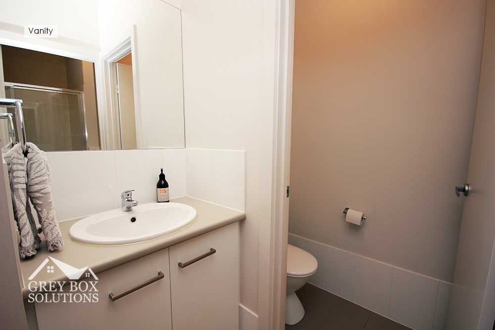 7. Vanity Toilet