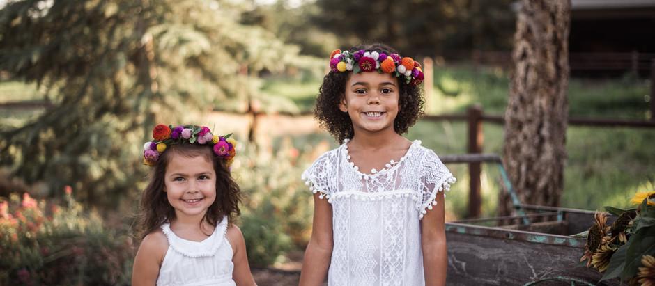 Flower Crown Sisters