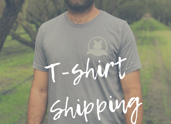 T-Shirt US Shipping