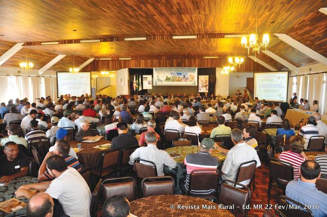 Seminário incentiva boas práticas e manejo sustentável do solo