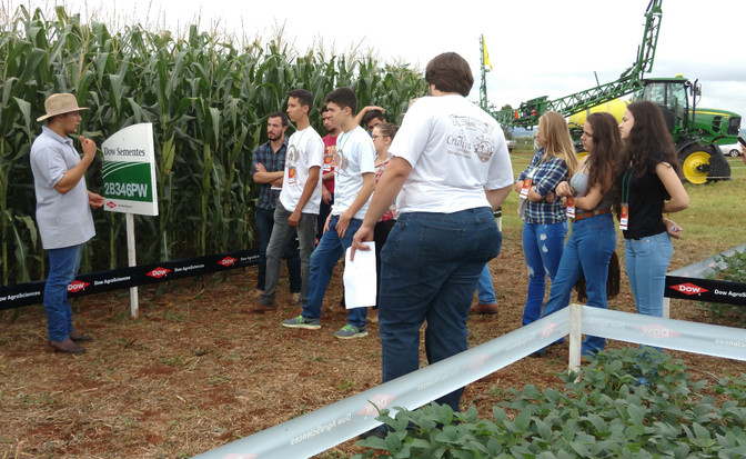 Cescage realiza Dia de Campo e apresenta novas tecnologias