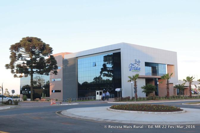 Frísia inaugura Centro Administrativo inovador
