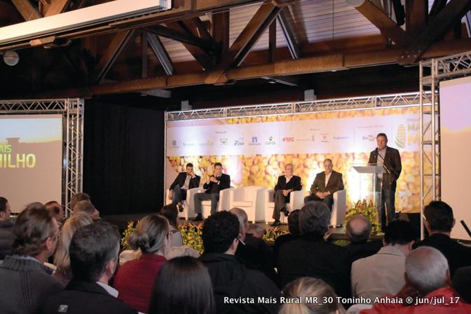 Mais Milho, realizado em Castro, falou sobre produção de etanol, plano safra e juros
