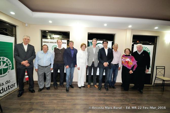 O primeiro Sindicato Rural do Paraná faz 52 anos