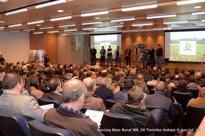 Programa de combate à erosão rural é apresentado nos Campos Gerais